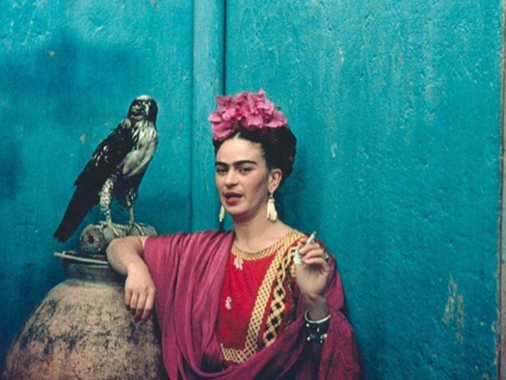 Frida Kahlo inaugura la Torino della fotografia