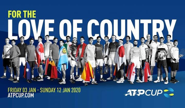 Azzurri a caccia dell'ATP Cup