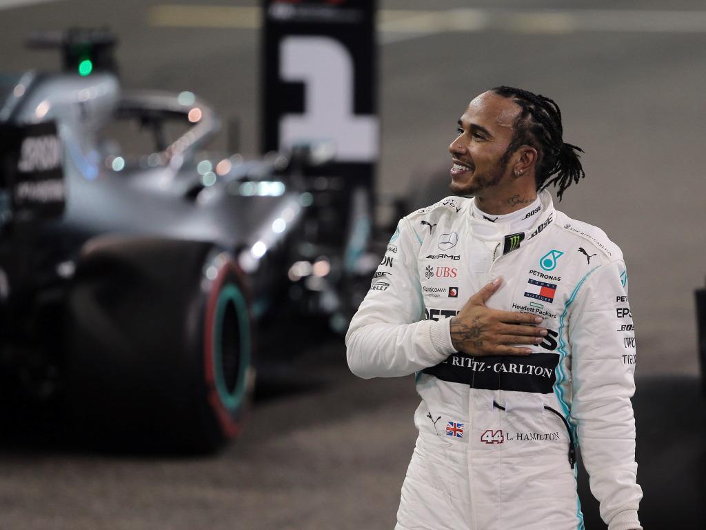 Formula1: Hamilton contro la scaramanzia e l'inquinamento