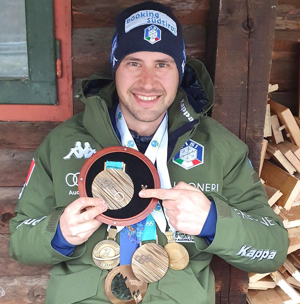Mondiali Biathlon: Windisch e il segreto del biscotto di Natale