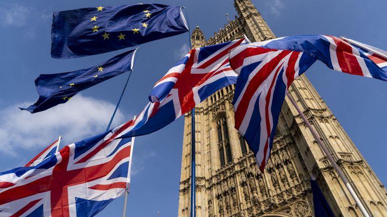 Brexit: Gran Bretagna, addio all'Unione Europea