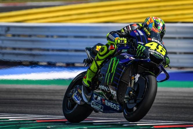 MotoGP: la prima prova della pista rilancia Valentino