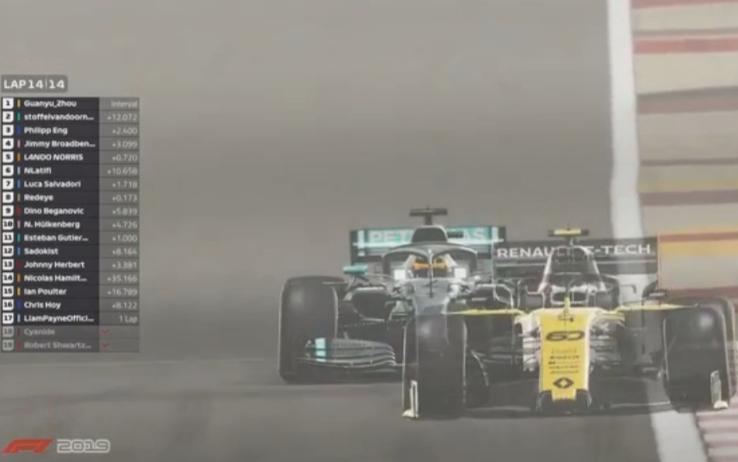 La Fornula 1 è tornata in pista, i GP ora sono virtuali