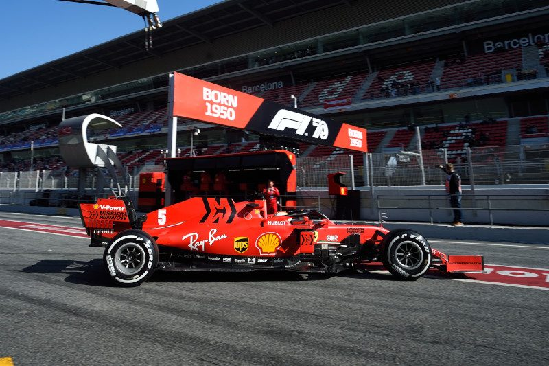 Formula 1 al via, la Ferrari spera che passi l'allarme