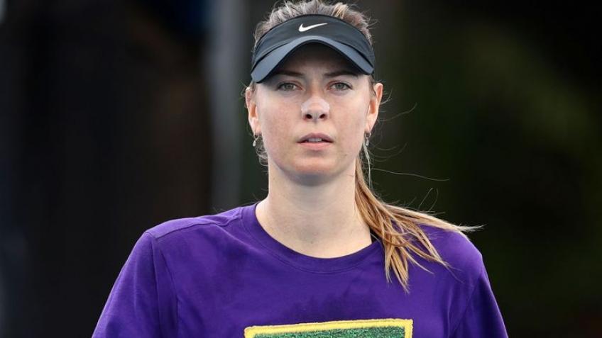 Tennis: il ritiro straziante di Maria Sharapova