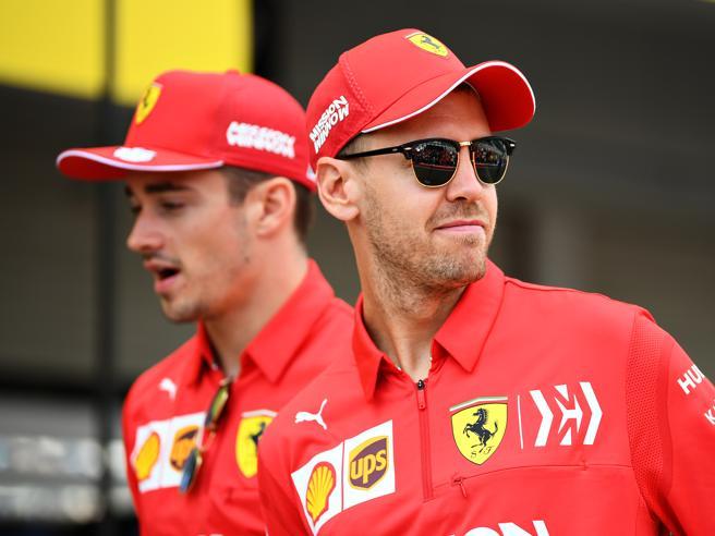 Vettel e la Ferrari si separano: Maranello punta tutto su Leclerc