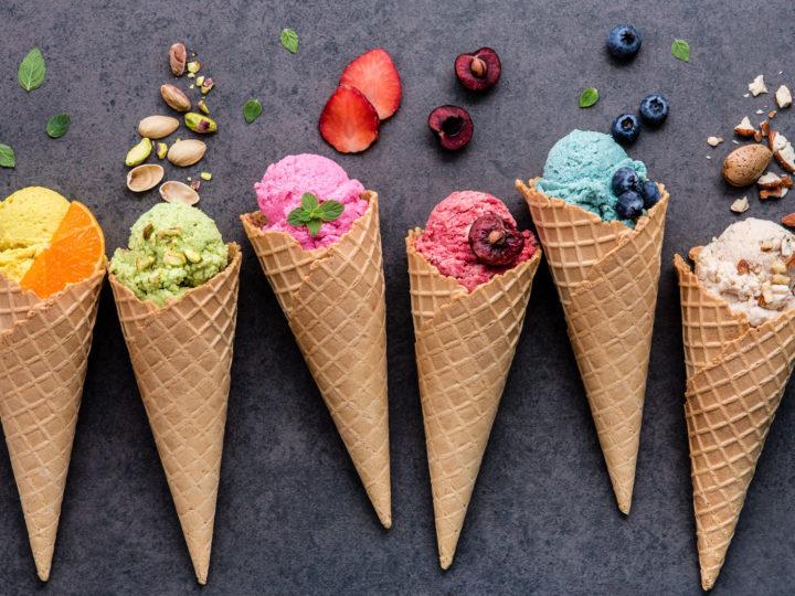 Esplode la voglia di gelato: alla ripresa 9 italiani su 10 sono corsi ad acquistarlo