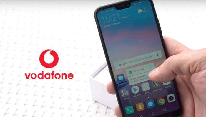Vodafone venderà in Europa gli smartphone cinesi, Huawei protesta contro gli Usa