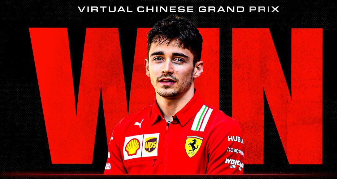 Leclerc batte Valentino: è il protagonista della Alla Stars Racing Night