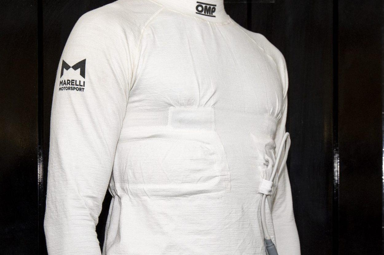 In Formula 1 arriva la maglia biometrica per misurare parametri vitali piloti