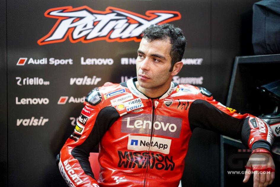 """MotoGP, la reazione di Petrucci: """"Scaricato dalla Ducati, ma ho tutto da guadagnare"""""""