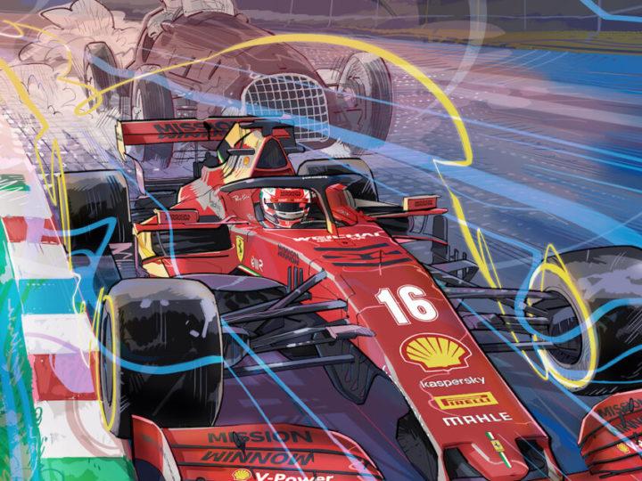 Storico: la Formula 1 correrà al Mugello il 1000° GP della Ferrari