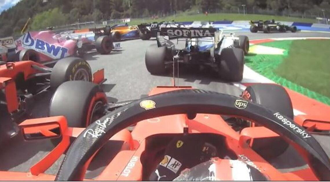 Formula 1: Leclerc sperona Vettel, disastro Ferrari in Austria