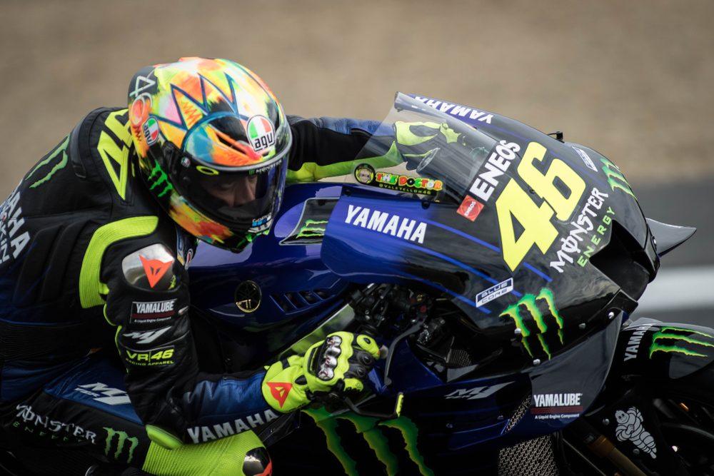 Valentino Rossi allunga la sua vita sportiva: «Nel 2021 in pista, per il 2022 deciderò la prossima estate»