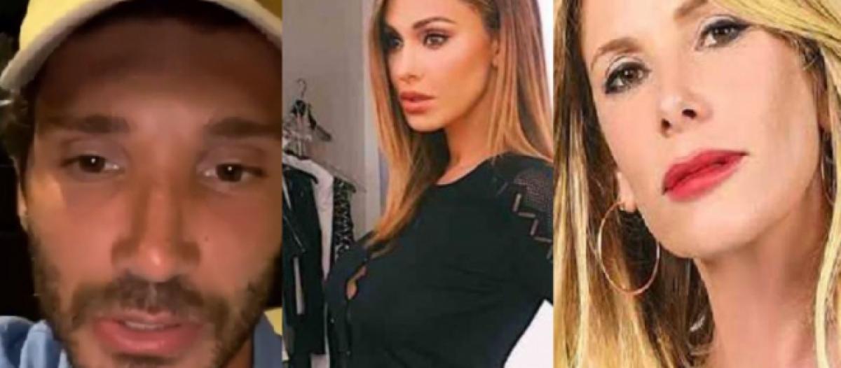 Belen smentisce il flirt tra Alessia Marcuzzi e l'ex Stefano De Martino