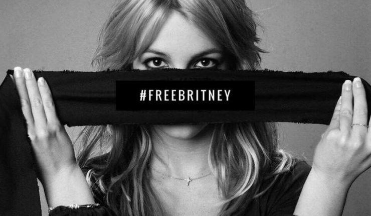 I fan di Britney Spears vogliono liberarla dal gioco del padre