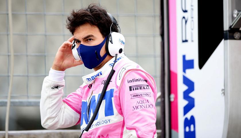 Perez positivo al Covid-19, la Formula 1 adesso ha paura