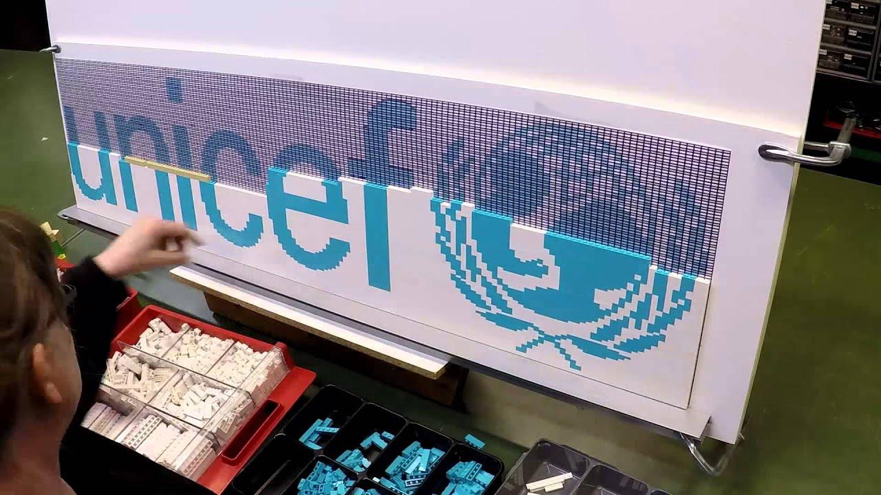 L'Unicef regala 500 scatole di Lego ai bambini italiani più vulnerabili