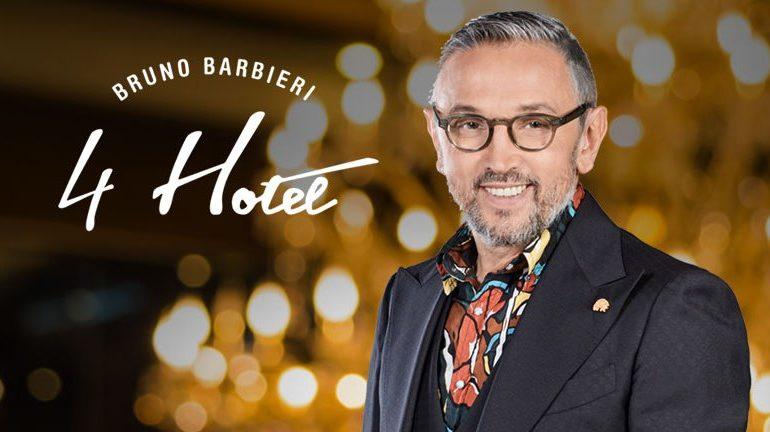 "Torna Bruno Barbieri con i suoi ""4 Hotel"": da martedì i nuovi episodi su Sky"