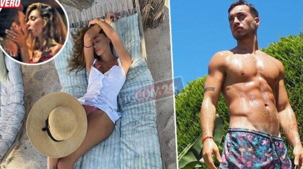 Belen festeggia i 36 anni e non si nasconde con il novo fidanzato, l'hair stylist Antonino Spinalbese
