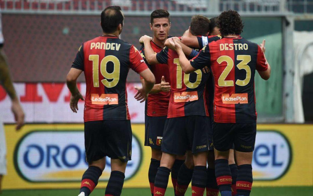 Serie A sotto schock: 14 positivi al Genoa