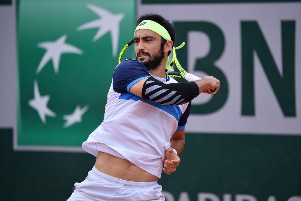 Tennis: maratona di Giustino, impresa al Roland Garros
