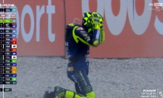 MotoGP: Dovizioso e Rossi dicono addio al Mondiale