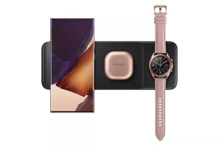 Arriva l'AirPower di Samsung, il caricatore wireless per smartphone, smartwatch ed earbud