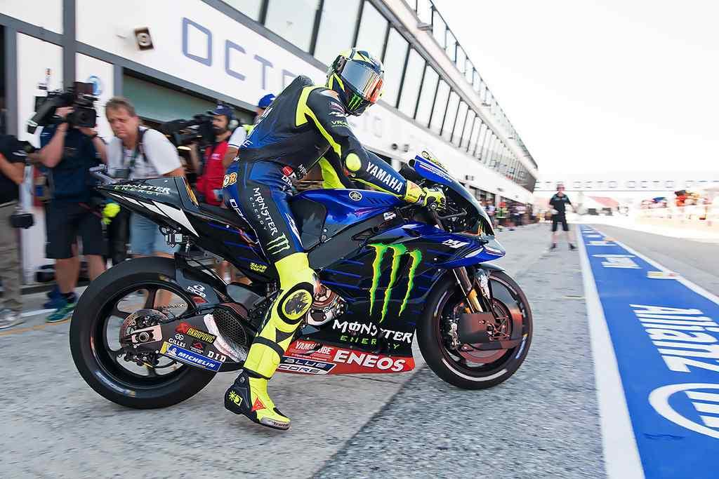 MotoGP a Misano, Valentino Rossi rilancia sul futuro