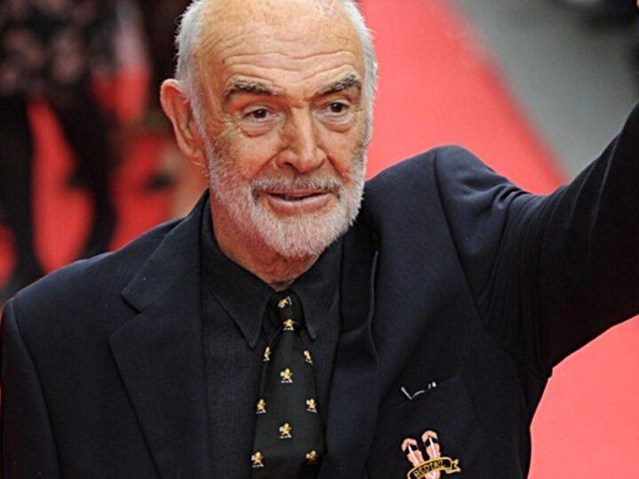 Addio a Sean Connery, leggendario James Bond