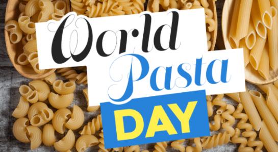 World Pasta Day: boom consumi anche nel lockdown