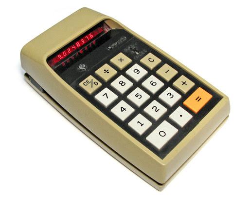 All'asta la prima calcolatrice portatile, vale 50mila dollari