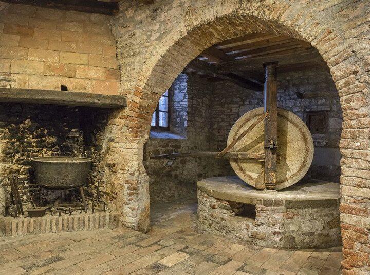 Il turismo del gusto: Frantoi aperti in Umbria