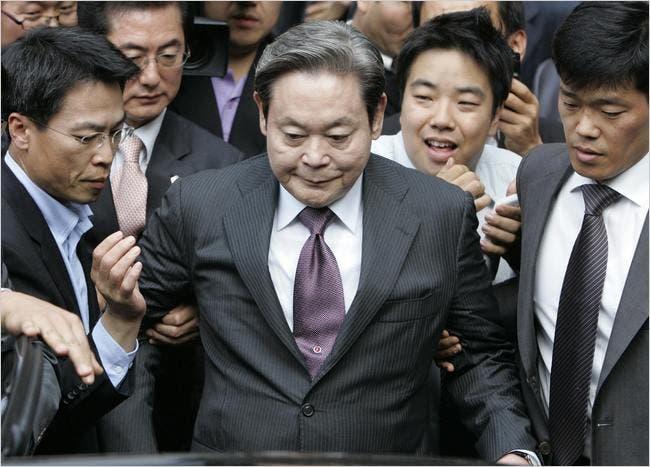 Samsung saluta il suo fondatore, l'uomo del miracolo coreano