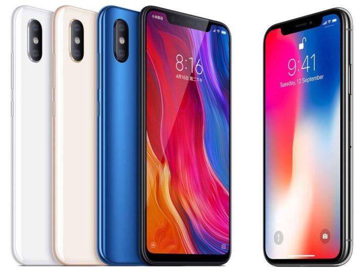 Smartphone: il mercato cala poco Xiaomi scalza Apple