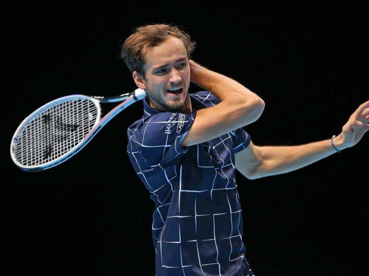 Rivoluzione tennis: il nuovo Maestro è il russo Medvedev