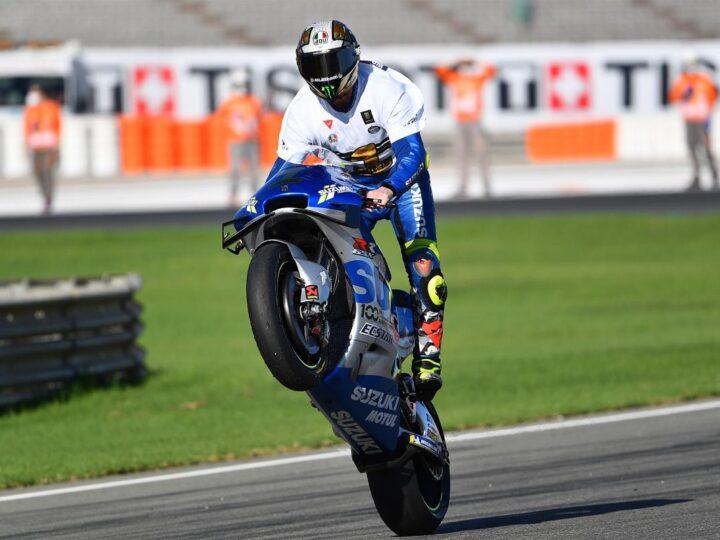 Mir fa la stroria con la Suzuki, la MotoGP resta spagnola