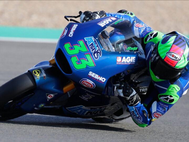 Bastianini campione mondiale della Moto2