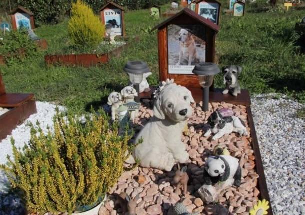 Cimitero per animali da compagnia presto a Genova