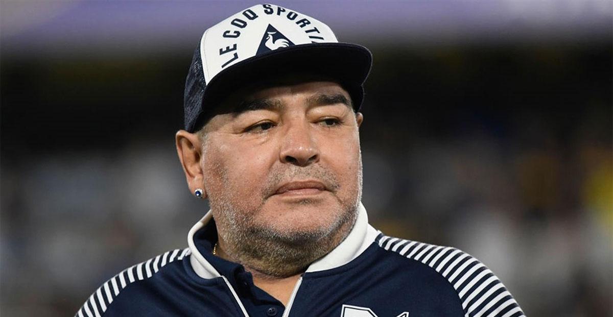 Maradona in ospedale a La Plata: si parla di depressione