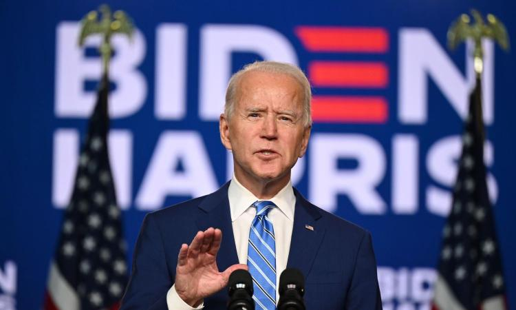 Elezioni Usa, Joe Biden: «Sarò il presidente di tutti»