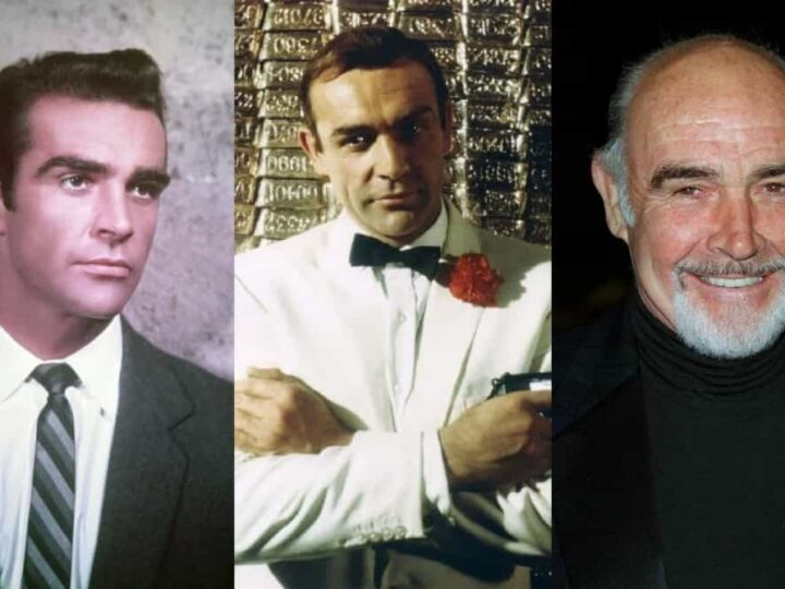 Il giro del mondo con i film di Sean Connery