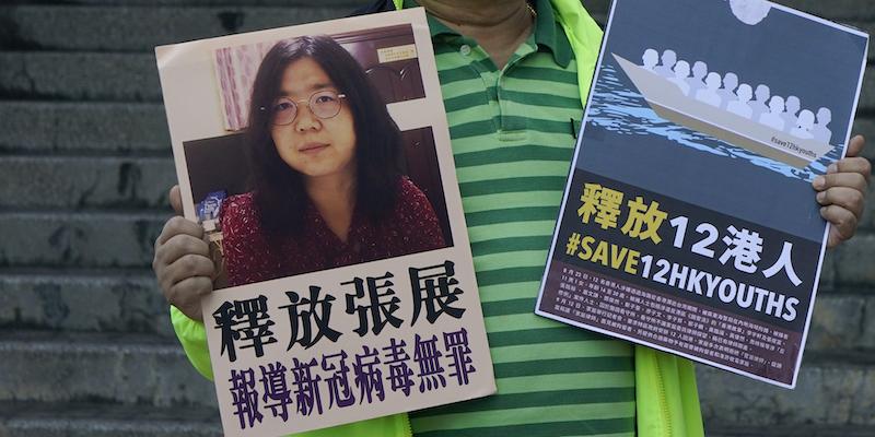 Cina: 4 anni alla giornalista che raccontò il Covid a Wuhan