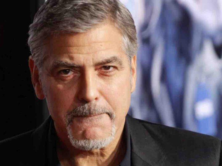 Clooney ricoverato per pancreatite, colpa dell'ultimo film