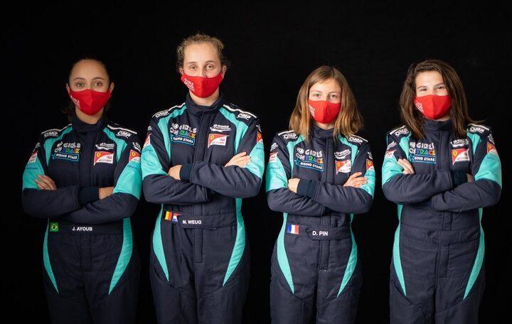 Ferrari Driver Academy: quattro ragazze per un posto