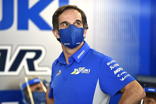 Brivio all'Alpine in F1, Suzuki sotto shock