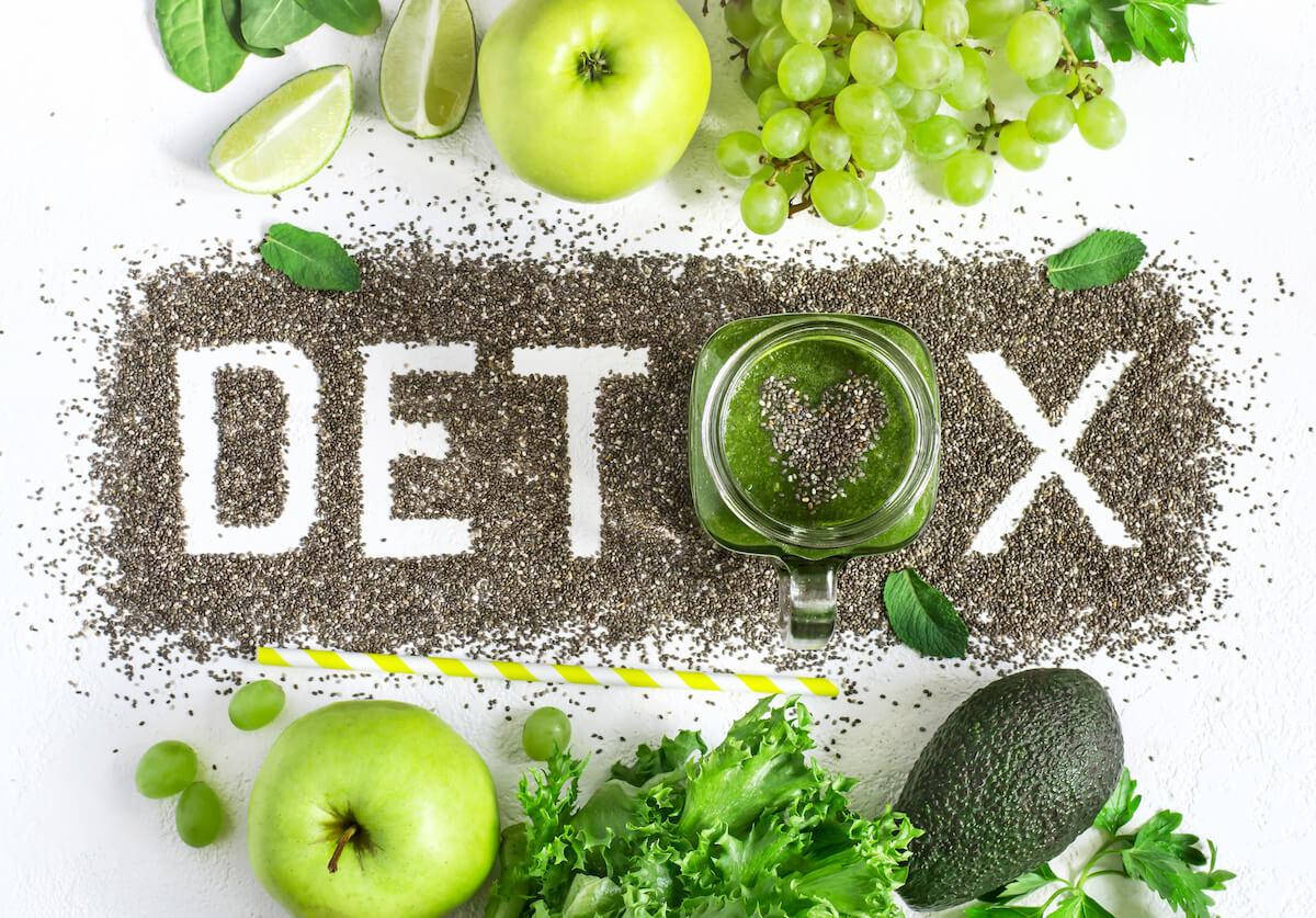 La dieta detox post feste? Sì, ma non basta bere tisane