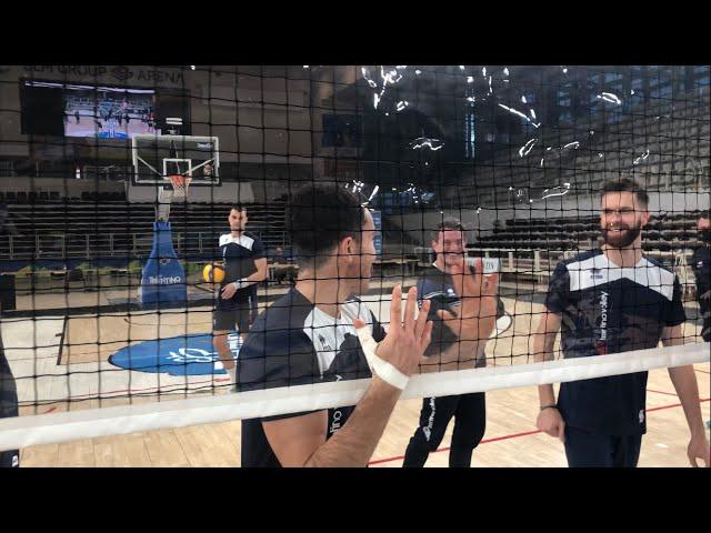 Volley: a Trento arriva la rete anti-Covid