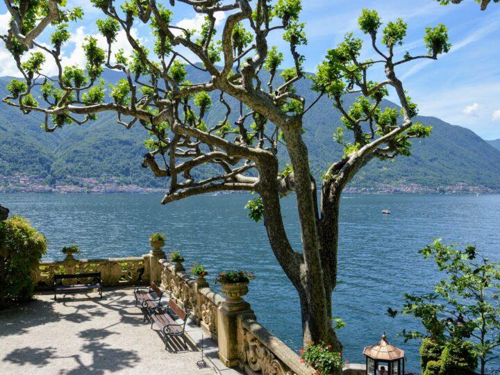 I 3 migliori lidi sul Lago di Como